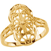Filigree & Vintage Ring