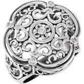 Vintage-Style Filigree Ring