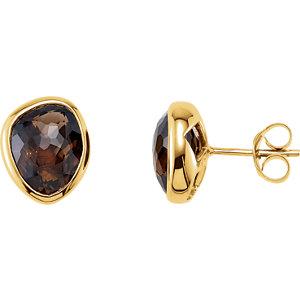 Missoma® Gemstone Stud Earrings