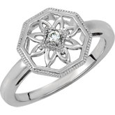 .03 ct tw Diamond Ring