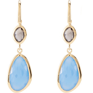 Missoma® Multi-Gemstone Earrings