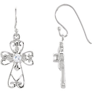 Jesus, The Morning Star Earrings