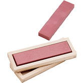 Ruby Bench Stone, Medium Grit, 2-Sides