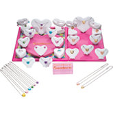 Sweethearts® Enamel or Diamond Selling System
