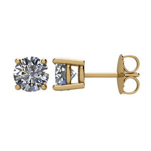 Gemstone or Diamond Earring or Mounting