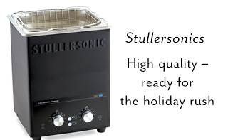 Stullersonics High quality - ready for the holiday rush