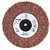 Scotch-Brite Aluminum Oxide Abrasive Flap Wheel Coarse