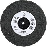 Coaflex FB - SBI Silicone Carbide Abrasive Flap Wheel Super Fine