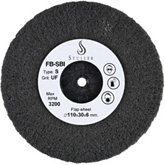 Coaflex FB - SBI Silicone Carbide Abrasive Flap Wheel Ultra Fine