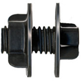 Tapered Spindle Adapter - Black