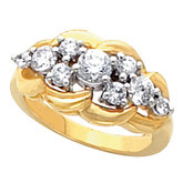 Fashion Ring Mounting