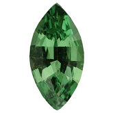 Marquise Genuine Tsavorite Garnet (Black Box)