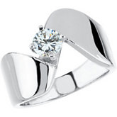 Engagement Ring & Band Mounting
