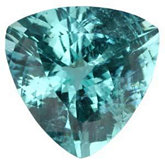 Trillion Genuine Blue Paraiba Tourmaline (Black Box)
