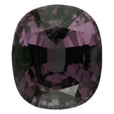 Antique Cushion Genuine Color Change Garnet (Black Box)