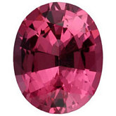 Oval Genuine Pink Spinel (Black Box Matched Sets)