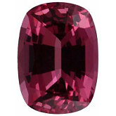 Antique Cushion Genuine Pink Spinel (Black Box)