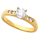 Engagement Ring or Band Mounting