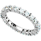 Eternity Anniversary Ring Mounting