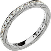 Eternity Band Mounting