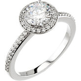 COMPLETE ENGAGEMENT RING