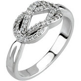 1/5 CTW Diamond Ring