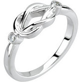 .06 CTW Diamond Ring
