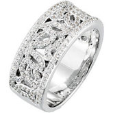 5/8 ct tw Diamond Anniversary Band