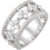 1 1/2 ct tw Diamond Anniversary Band