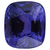 Antique Cushion Genuine Color Change Sapphire (Black Box)
