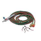 Oxygen/Acetylene Small Torch Kit W/ 5 Tips #2-6