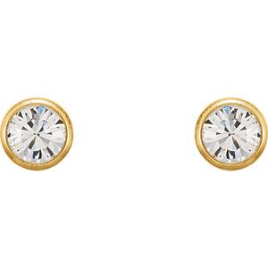 Crystal Earring Pair