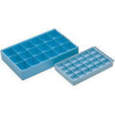 24 Compartment Tray with Slide Lid