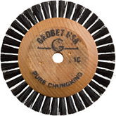 Dixcel Wheel Brush 1 7/8