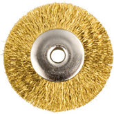Brass Unmounted Crimped Wire Brushes - 1
