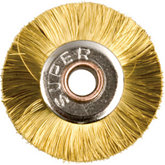 Brass Unmounted Straight Wire Brushes - 3/4
