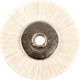 Stuller Value Un-Mounted Extra Soft Bristle Brushes - 1