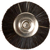 Mounted Bristle Brush 3/4