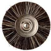 Mounted Soft Bristle Brushes