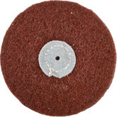 Satin Finish Wheel, Coarse Grit, 2 Ply