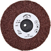 Aluminum Oxide Flap Wheel - Coarse 100x25x6