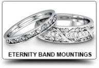Eternity Band Mountings