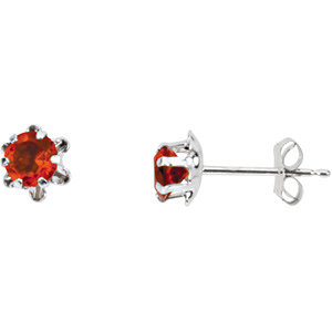Precious Gift™ Youth Birthstone Earrings