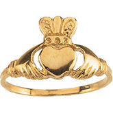 Youth Claddagh Ring