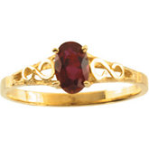 Precious Gift™ Youth Birthstone Rings
