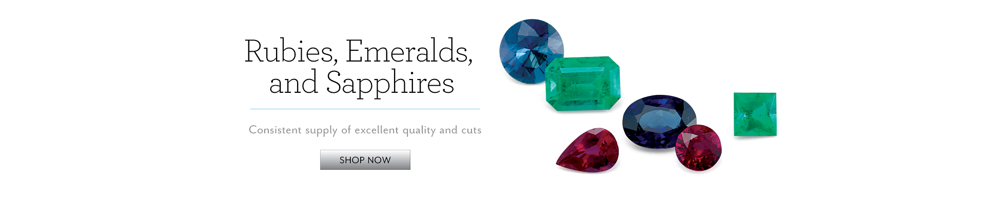 Rubies,Emeralds, and Sapphires