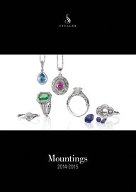 View the Latest Mountings Catalog