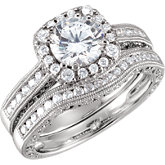 Engagement Ring or Band