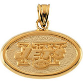 New York Jets NFL Logo Pendant