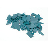 Freeman Turquoise Blue Injection Flake Wax 1LB